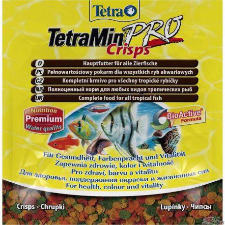 Tetra TetraMin PRO Crisps 12 г