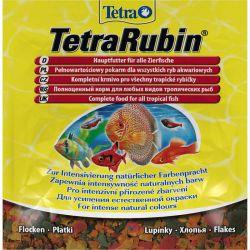 Tetra TetraRubin 12 г – Корм для усиления естественной окраски рыб