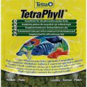 Tetra TetraPhyll 12 г – Корм для травоядных рыб, хлопья