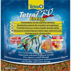 Tetra TetraPro Energy 12 г – Высококачественный корм для любых видов тропических рыб