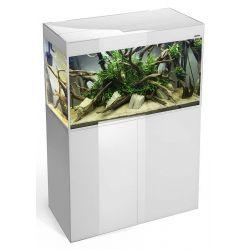 AQUAEL GLOSSY 120 белый – Тумба для аквариума