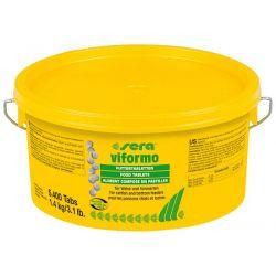 SERA viformo 2 л – Таблетированный корм для донных рыб 5400 таб. (1,4 кг)