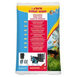 SERA Filter wool 250 г – Фильтрующая вата
