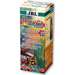 JBL TerraVit fluid 50 мл – Мультивитамины для обитателей террариума
