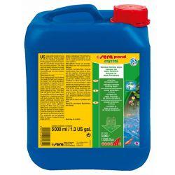SERA pond crystal 5 л – Средство против плавающих водорослей в прудах