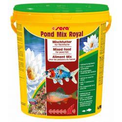 SERA Pond Mix Royal 21 л – Основной корм для прудов