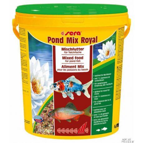 SERA Pond Mix Royal 21 л