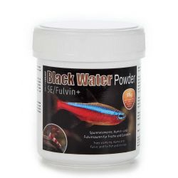 SaltyShrimp Black Water Powder SE/Fulvin+ 65 г – Смесь ценных микроэлементов, гуминовых и фульвокислот