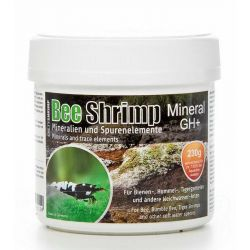 SaltyShrimp Bee Shrimp Mineral GH+ 230 г – Минерализатор воды