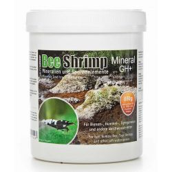 SaltyShrimp Bee Shrimp Mineral GH+ 850 г – Минерализатор воды