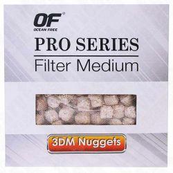 Ocean Free 3DM Nuggets M 0,5 л – Наполнитель для фильтров керамический высокопористый