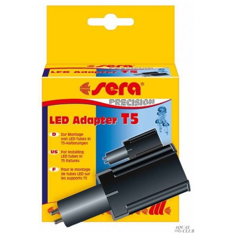 SERA LED Adapter T5 — Переходник T5 для светодиодных ламп SERA 2 шт