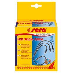 SERA LED Triple Cable — Кабель-тройник для светодиодных трубок SERA X-Change