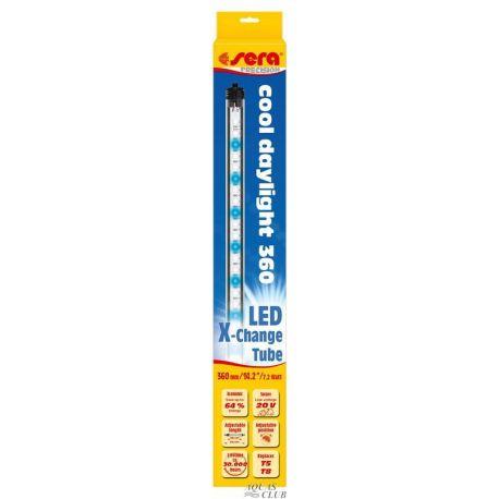 SERA LED X-Change Tube cool daylight 360 мм — Лампа светодиодная, холодный дневной свет