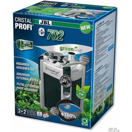 JBL CristalProfi e702 greenline – Внешний фильтр 700 л/ч до 200 л