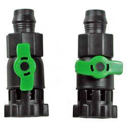 Краны для внешнего фильтра Tetra ЕХ 1200/1200 Plus 2 шт