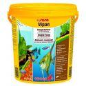 SERA Vipan 21 л – Основной корм для всех видов рыб 4 кг