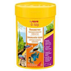 SERA O-nip 100 мл – Прикрепляемые таблетки с лакомством