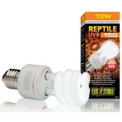 Exo Terra Reptile UVB150 13 Вт – Лампа для пустынного террариума