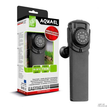 Нагреватель AQUAEL EASYHEATER 100 Вт – Плоский, пластиковый ударопрочный корпус