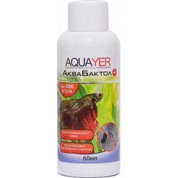 AQUAYER АкваБактол 60 мл – Средство против внешних бактериальных инфекций