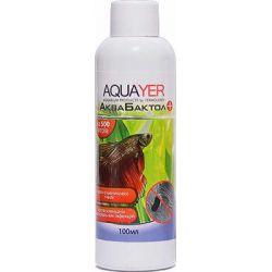 AQUAYER АкваБактол 100 мл – Средство против внешних бактериальных инфекций