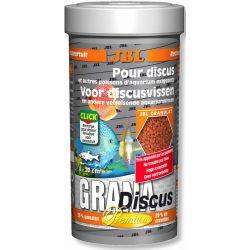 JBL GranaDiscus 250 мл – Основной корм в гранулах для дискусов