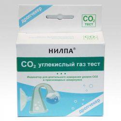 НИЛПА Тест CO2 – Длительный тест на углекислый газ, дропчекер