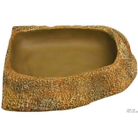 Reptile One Dyno Rock Corner Bowl Regular– Поилка угловая для рептилий