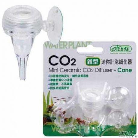 ISTA CO2 Mini Ceramic Diffuser – Диффузор СO2 конусный маленький