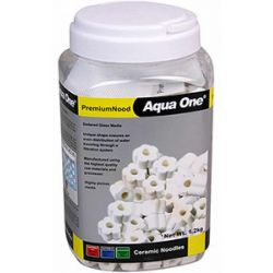Aqua One PremiumNood 1200г – Наполнитель для биологической очистки