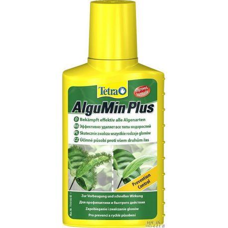 Tetra AlguMin Plus 100 мл - Средство против водорослей