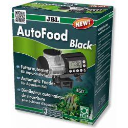 JBL AutoFood BLACK – Автоматическая кормушка для аквариумных рыб, черная