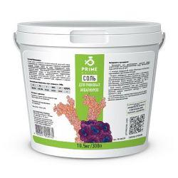 PRIME соль для рифовых аквариумов 10,5кг, ведро