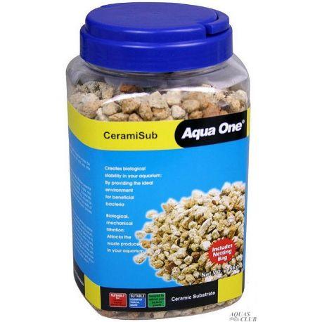 Aqua One CeramiSub 1500г – Наполнитель для биологической фильтрации