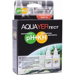 AQUAYER тест pH+KH