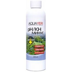 AQUAYER pH/KH минус 250 мл