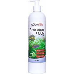 AQUAYER Альгицид + CO2 500 мл