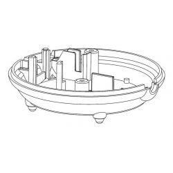 Корпус компрессора AQUAEL APR-150 нижняя часть