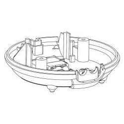 Корпус компрессора AQUAEL APR-300 нижняя часть