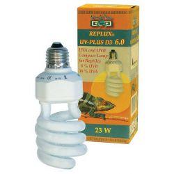 Namiba Terra UV-Replux® UV-Plus D3 6.0, 23W, E27 – Лампа для террариума