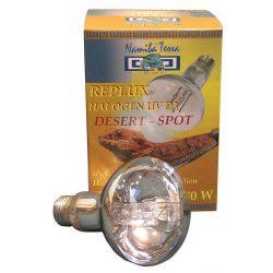 Namiba Terra Replux® Halogen UV D3 Desert, Halogen Spot, 70W, E27, R80 – Лампа для террариума