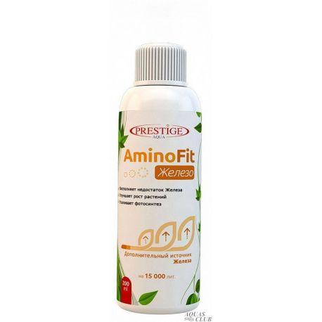 Prestige Aqua AminoFit Железо 200мл – Удобрение железо + марганец
