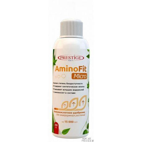 Prestige Aqua AminoFit Micro 200мл – Удобрение с микро элементами