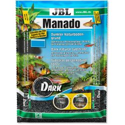 JBL Manado DARK 5 л – Натуральный субстрат для аквариумов