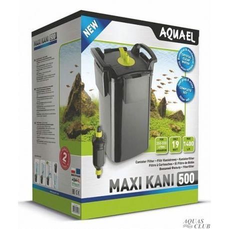 AQUAEL MAXI KANI 500 – Фильтр внешний для 350-500 л
