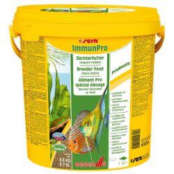 SERA ImmunPro 10 л – Корм гранулированный для выращивания