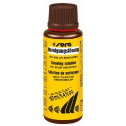 SERA Сleaning solution 100 мл – Раствор для очистки pH-электродов