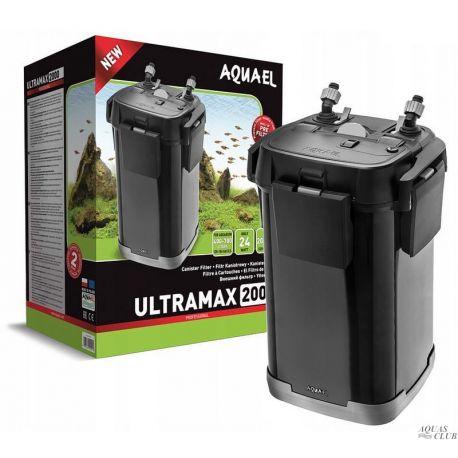 AQUAEL ULTRAMAX 2000 – Фильтр внешний для 400-700л