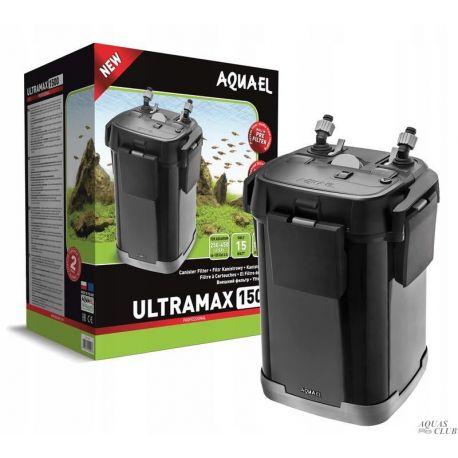 AQUAEL ULTRAMAX 1500 – Фильтр внешний для 250-450л